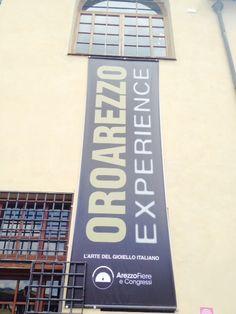 OroArezzo Experience alla 79° Mostra dell'Artigianato di Firenze