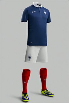 Nike Reveal France 2014 World Cup Kit - Football Shirts