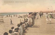 beachhaven nj | Beach and Boardwalk, Beach Haven, NJ [800×502]