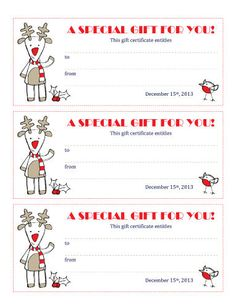 Free holiday gift certificates templates to print gift free holiday gift certificates templates to print gift certificates christmas holidays and candy canes yadclub Gallery