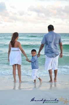 Destin Photographer, Family Beach Photos Photo By Sandprints Photography #FamilyBeachPhotos #Destin #SandprintsPhotography