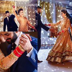 Looking for couple dance songs for your wedding & sangeet night. Here we have listed Top Romantic Hindi Couple Dance Songs, best hindi songs for wedding. Sikh Wedding, Punjabi Wedding, Wedding Night, Wedding Couples, Wedding Dresses, Indian Wedding Poses, Indian Weddings, Wedding Ceremony, Couple Dance Songs