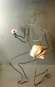 Image detail for -Wire Figure « Yoshizen's Blog