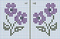 Cross Stitch Cards, Tiny Cross Stitch, Cross Stitch Bookmarks, Cross Stitch Needles, Cross Stitch Borders, Cross Stitch Flowers, Cross Stitch Designs, Cross Stitching, Cross Stitch Patterns