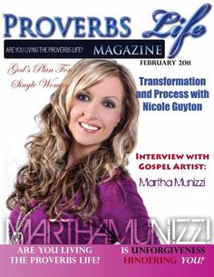 Martha Munizzi: leading in Christian music