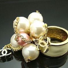 Beautiful Chanel ring !