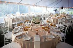 Wedding Trend: Simple Elegance | The Casual Gourmet