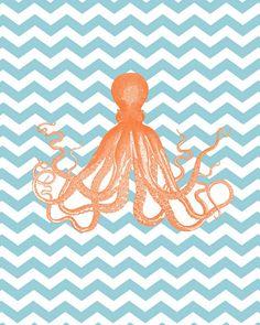Octopus + Chevron