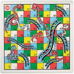655071c92f6f Buy John Lewis Snakes And Ladders / Ludo Online at johnlewis.com Ladders,  John