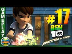 Ben 10 Protector of Earth PS2/PSP #17 Washington.DC