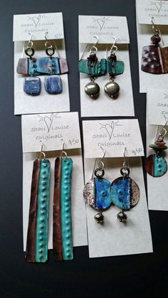 Love My Art Jewelry: Inspiration, Metal and a little Fold Forming Picture Tutorial