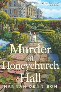 Murder at Honeychurch Hall: A Mystery by Hannah Dennison,http://www.amazon.com/dp/1250007798/ref=cm_sw_r_pi_dp_NNxBtb127V6G9AWH