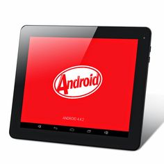See the latest craze! E-Ceros Revolution Android 4.4 KitKat Tablet- specials available.