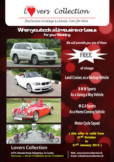 Exclusive Vintage & Classic Cars for Hire
