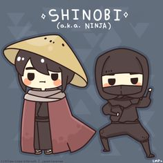 shinobi (忍び), or more commonly known as ninja. Learn Japanese Words, Japanese Phrases, Japanese Legends, Japanese Language Learning, Japanese Folklore, Turning Japanese, Kawaii Drawings, Japan Art, Animes Wallpapers