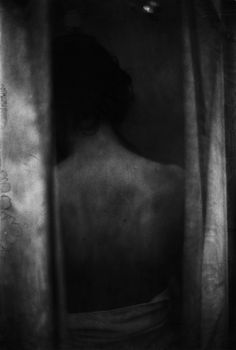 'How terrible this darkness was, how bewildering, and yet mysteriously beautiful!' Stefan Zweig [photo: Donata Wenders]