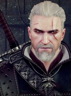 """""""Geralt of Rivia x """""""