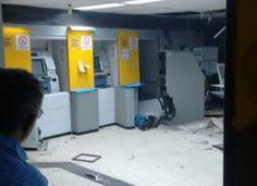 BLOG DO MAGO 25 HORAS: Três bandidos morrem e um fica ferido após explodi...