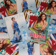 What's hot in Avon Campaign 14? Avon Haiku Reflection, makeup deals, body washes, and Havana inspired style!