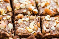 CACAO ALMOND PROTEIN SLICE RECIPE WILL KICK YOUR CHOCOLATE CRAVINGS TO THE CURB