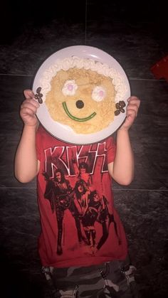 Or you could just replace your head with a pancake... #prizepancake