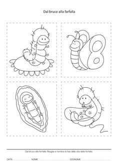 The cute teacher: Spring- La maestra Linda : Primavera The cute teacher: Spring - Schedule Board, Preschool Pictures, Art Drawings For Kids, Spring Design, Spring Activities, Butterfly Design, Hungry Caterpillar, Preschool Worksheets, Life Cycles