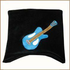 Kitara, neliö, musta, koko 54/55cm, 14,90€
