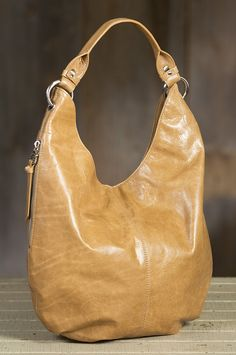 Hobo 'Gardner' Leather Shoulder Bag | Leather shoulder bags ...