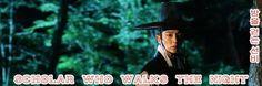 밤을 걷는 선비 Ep 15 English Subtitle / Scholar Who Walks The Night Ep 15 English Subtitle, available for download here: http://ymbulletin04.blogspot.com