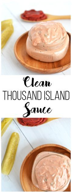 Looking for a clean sauce to top your burgers? This Clean Thousand Island Sauce is paleo & Whole30 approved for all of your favorite grilled foods!