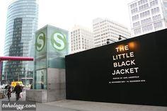 The Little Black Jacket exhibition Berlin, Broadway Shows, Events, Jackets, Black, Down Jackets, Black People, Jacket
