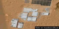 Hay humanos viviendo en Marte y lo puedes comprobar con las imágenes de Google Satélite
