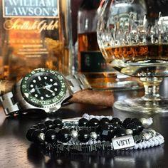 Beautiful combo ✨ Worldwide shipping  +info instadirect or vint@vintluxury.com  #vint #vintluxury #luxe #luxury #instaluxury #theluxurylife #lifestyle #luxo #bracelet #rolex #watch #whisky #jewelry #fashion #style #menswear #men #mensfashion #menstyle #instafashion #instastyle #instafollow #design #photooftheday #inlove #gentleman #handmadejewelry #lovefashion #gentlemanstyle