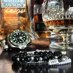 Beautiful combo ✨ Worldwide shipping  +info instadirect or vint@vintluxury.com  #vint #vintluxury #luxe #luxury #instaluxury #theluxurylife #lifestyle #luxo #bracelet #rolex #watch #whisky #jewelry #fashion #style #menswear #men #mensfashion #menstyle #instafashion #instastyle #instafollow #design #photooftheday #inlove #gentleman #handmadejewelry #lovefashion #gentlemanstyle