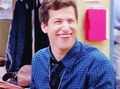 Jake Peralta is a cuttiieee Andy Samberg, What A Beautiful Day, Gorgeous Men, Saturday Night Live, Watch Brooklyn Nine Nine, Charles Boyle, Jake And Amy, Jake Peralta, Memes