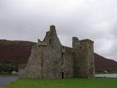 The Lochranza Castle