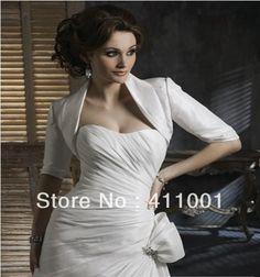 bridal shrug jacket