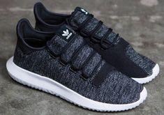 A Closer Look At The Black/White adidas Tubular Shadow • KicksOnFire.com