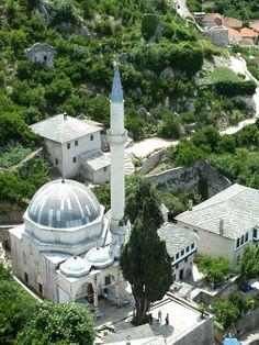 Pocitelj, Bosnia and Herzegovina - STEP - OUT - INTO - THE - WORLD