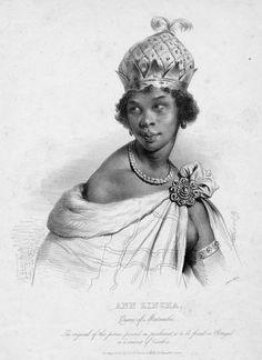 Ann Zingha, queen of Matamba - Nzinga of Ndongo and Matamba - Wikipedia
