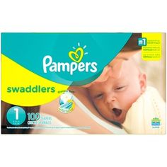 Pampers Swaddlers Super Pack Diapers