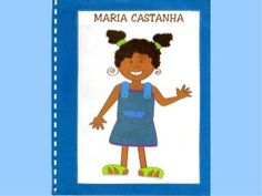 A Maria Castanha Family Guy, Fictional Characters, Garden Gates, Children's Books, Draping, Autumn, Activities, Classroom, Fantasy Characters