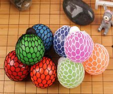 Large Squeezy Llama Mesh Ball Toys /& Games Brand New Assorted