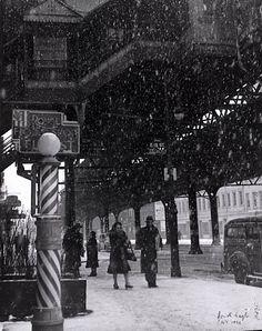 Arnold Eagle 14th Street Station, ca. 1936