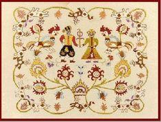 ·  ΛΑΪΚΗ ΤΕΧΝΗ         Τα αστικά και χωρικά υφαντά και κεντήματα της Θράκης μπορούν να διακριθούν, ως προς το διάκοσμο κα... Greek Traditional Dress, Greek Design, Cross Stitch Bird, Crete, Folk Art, Pattern Design, Arts And Crafts, Textiles, Tapestry