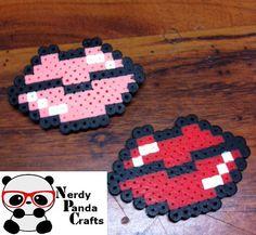 Lip Bead Sprite by NerdyPandaCrafts on Etsy, $2.00