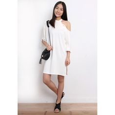 d/s by Drive Store One Side Cut-Out Dress