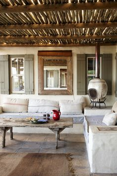 Pergola In Front Of House Refferal: 9633013238 Outdoor Spaces, Outdoor Living, Outdoor Decor, Parrilla Exterior, Ideas Terraza, African House, African Interior, Interior And Exterior, Interior Design