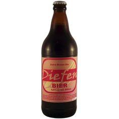 Cerveja Diefen Bier Extra Brown Ale, estilo American Brown Ale, produzida por…