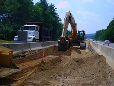 Pike Industries : Porous Pavement on the Highways of New Hampshire